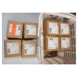 RECEPTACLES 4X HBL 420R9W & 4X HBL 420P92