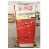 OLD COCA COLA MACHINE, COOLS