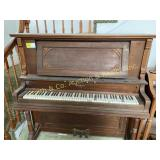 WINDSOR PIANO, COULD HAVE PARTS MISSING INSIDE