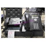 1X, AVAYA IP OFFICE ( IP500V2) CONTROL UNIT W/ 3