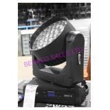 1X, ELATION ZW37 LED WASH MOVING LIGHTS