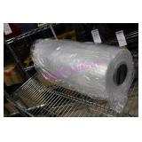"1X, BOX OF 60""X 24"" CLEAR PLASTIC BAGS (500"