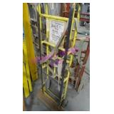 1X, YELLOW APPLIANCE DOLLY
