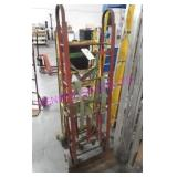 1X, RED TILTING APPLIANCE DOLLY