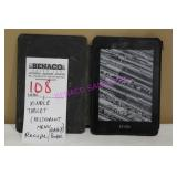 1X, KINDLE TABLET RECIPE BOOK