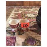 2 piece small china