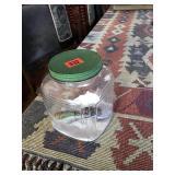 Sugar Jar with scoop