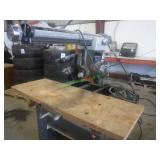 Craftsman Radial Arm Saw w/cabinet