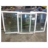 "3 - Window Panes 33 7/8"" X 28 1/6"" *BID X 3*"