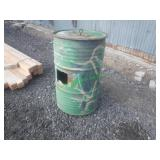 Bear Bait Feeder Barrel