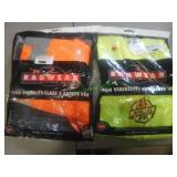 New/Unused Safety Vests