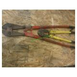 "Bolt Cutters: 36"" and 24"""