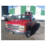 1990 Chevy 1500 4WD Pickup