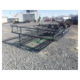 Double ATV Carrier Rack & Loading Ramps