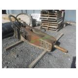 Caterpillar Hydraulic Excavator Rock Hammer
