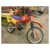 1985 Honda XR250R Motorcycle