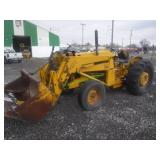 1972 MF 34 Industrial Tractor w/ Loader