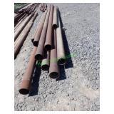 """10- 6"""" Drill Stem/Oil Field Steel Pipe *BID X 10*"""