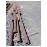 """10- 5"""" Drill Stem/Oil Field Steel Pipe *BID X 10*"""