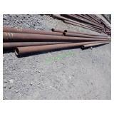"""10- 4"""" Drill Stem/Oil Field Steel Pipe *BID X 10*"""