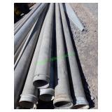 """15- 8"""" Aluminum Main Line w/end Risers *BID X 15*"""