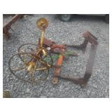 3 Pt. Wire Spooler