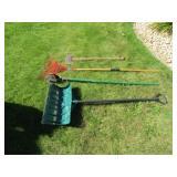 Shovel, Axe & Lawn Tools