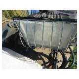 Shop Light, 1/3hp elec. motor, appox 30 sacks