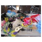 Party Costume Head Dress & Masks