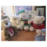 Stuffed animals & Doll