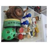 Variety of Collectable Antique Pieces