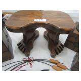 Foot Stool, Decorative Boxes & Misc.