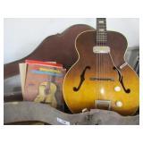 Harmony Electric Guitar & Case
