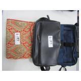 Traveling Make up bag & 4 mens shaving Bags