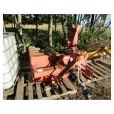Meteor 5ft. 2 stage 3pt. snow blower, 540PTO
