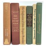 Vintage Hardcover Decorator Book Group