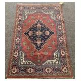 4ft x 6ft Hand Knotted Rug