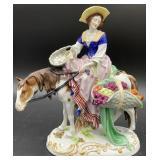 Antique Scheibe Alsbach Kister Porcelain Figurine