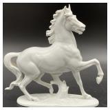 Antique Rosenthal T. Karner Porcelain Horse