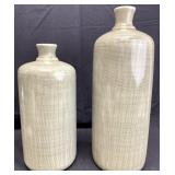 Pair of Highland Dunes Francina Vases