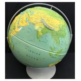 Nystrom World Globe on Stand