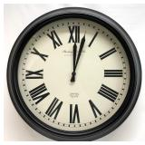 Sterling & Noble Clock Co. 19in Wall Clock