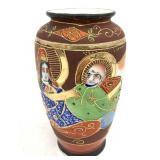 Vintage Japanese Moriage Vase