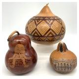 3pc Gourd Group