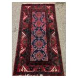 3x6 Hand Knotted Rug