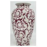 Exceptional Painted Asian Porcelain Vase