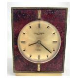 Swiza Sheffield MCM 8 Day Wind Up Alarm Clock
