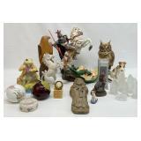 Assorted Figurine Group
