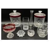 Vintage Glassware Group