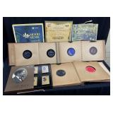 Lot of Vinyl Records & Cassettes